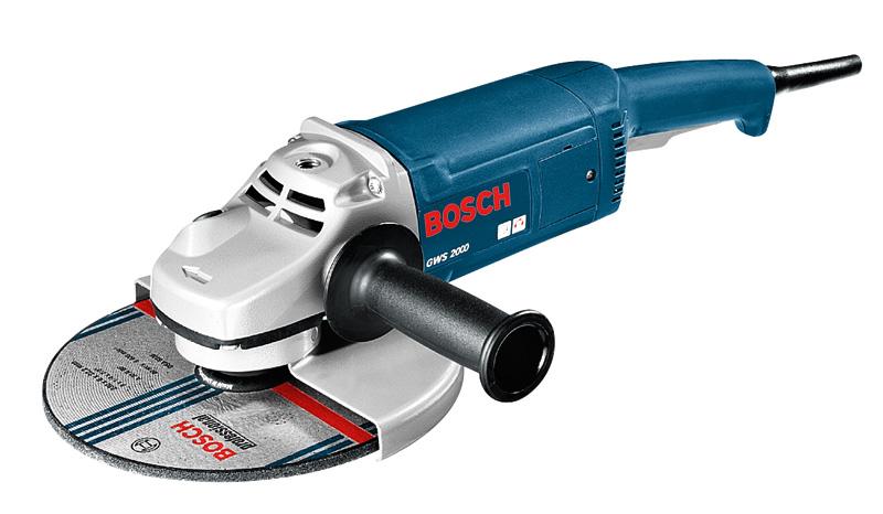 BOSCH GWS 20 230 Professional 9 Angle Grinder